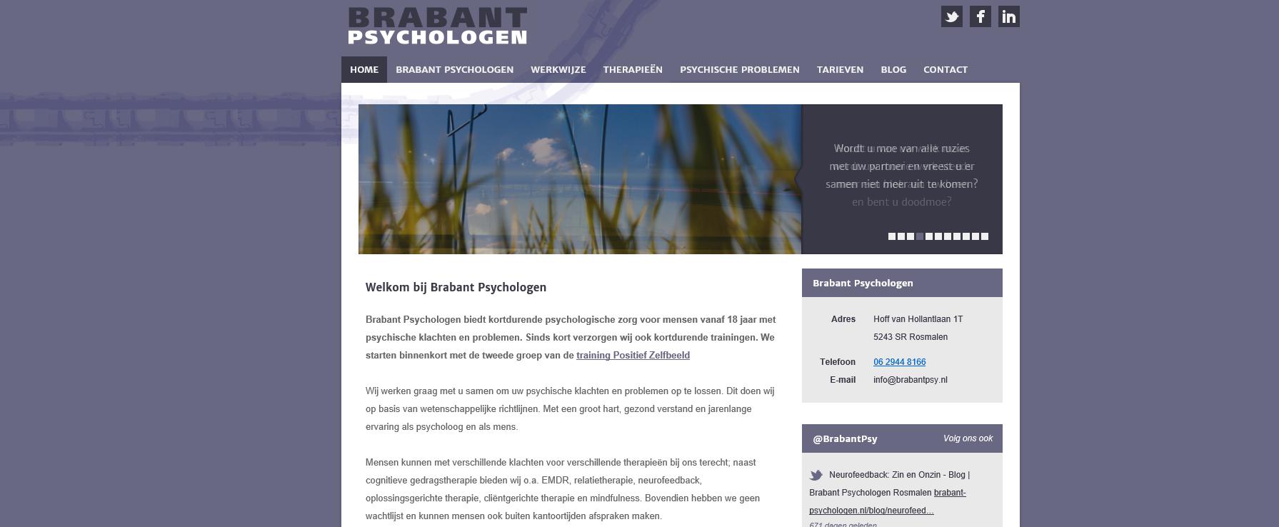 Brabant Psychologen